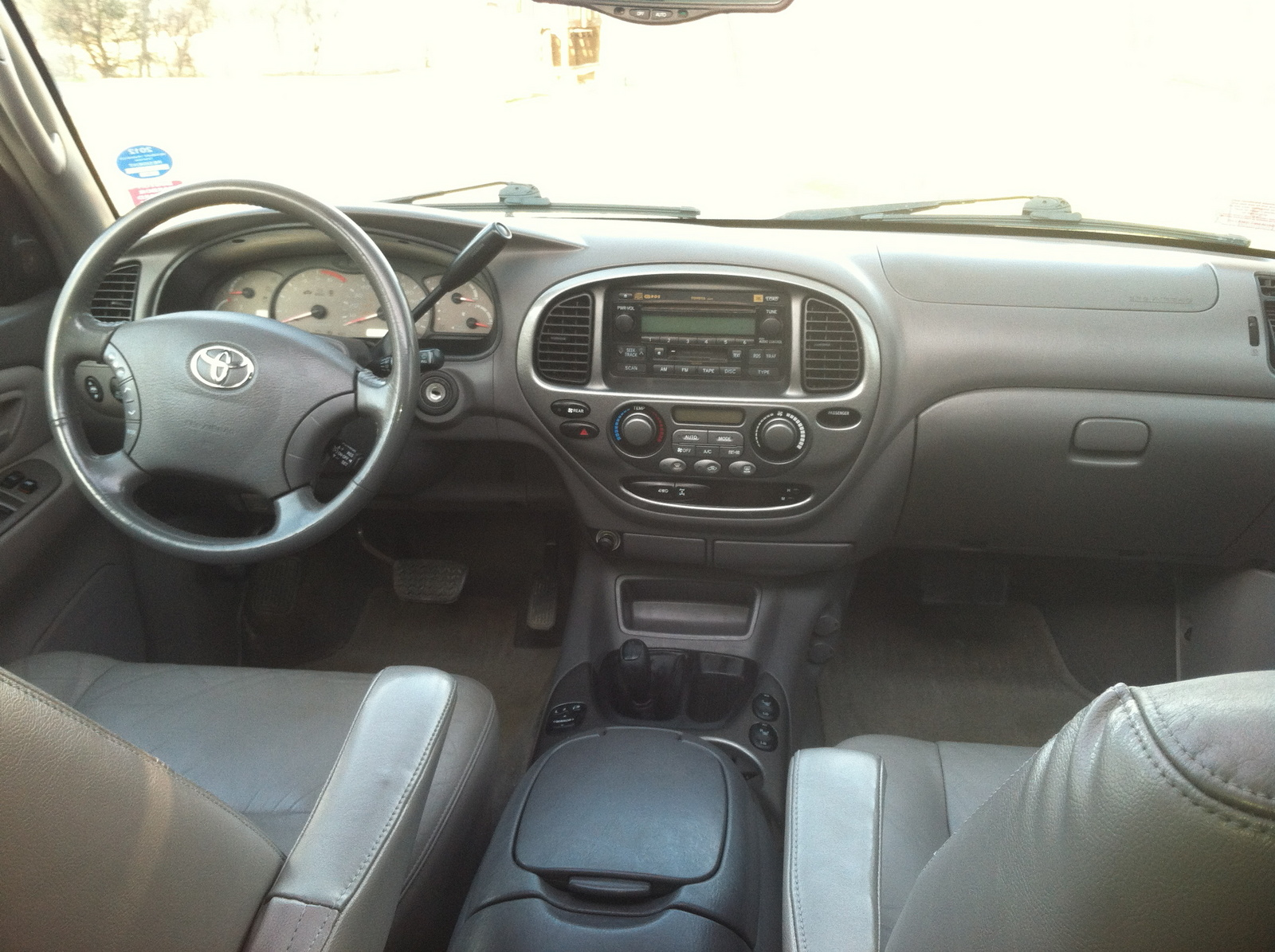 Picture Of 2004 Toyota 4runner Limited 4wd Interior
