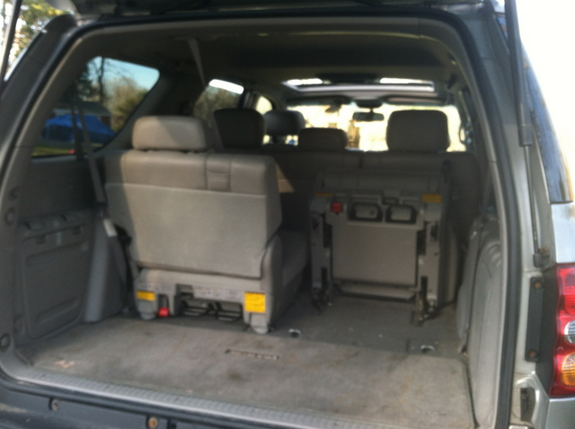 Picture of 2004 Toyota Sequoia Limited 4WD, interior, gallery_worthy