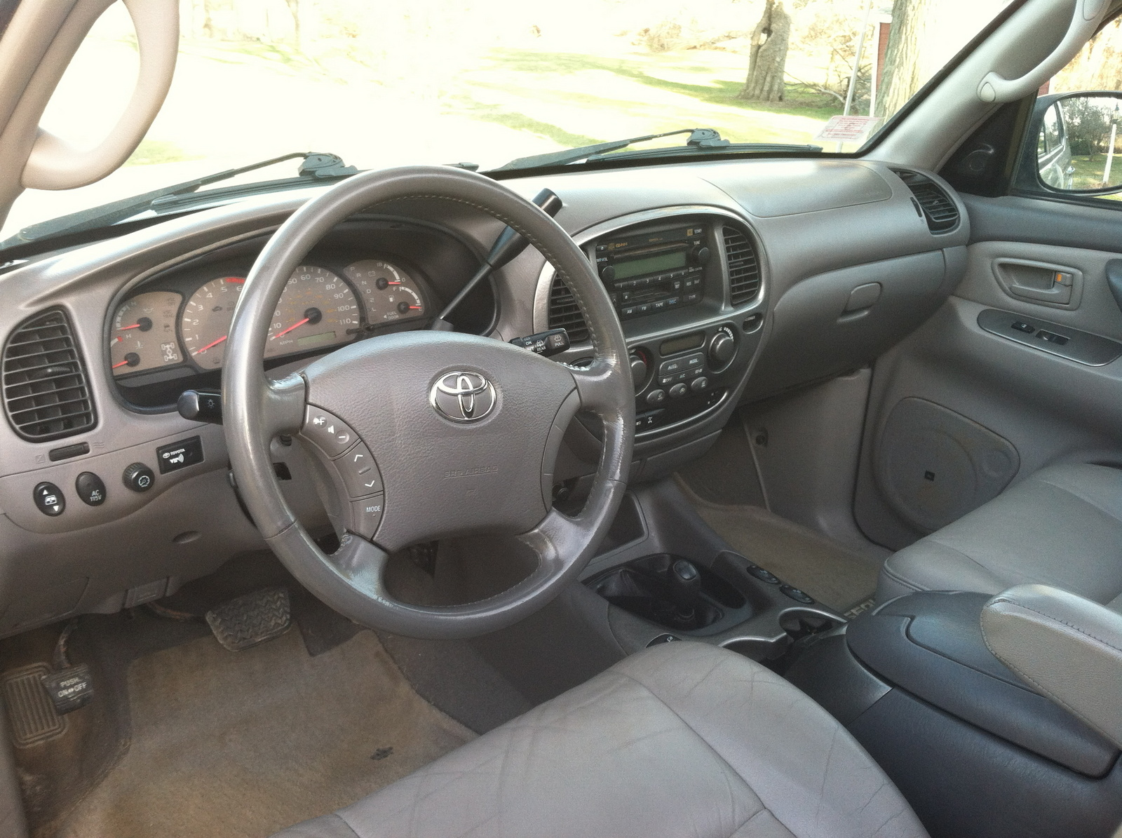 Famous Picture Of 2004 Toyota 4runner Limited 4wd Interior