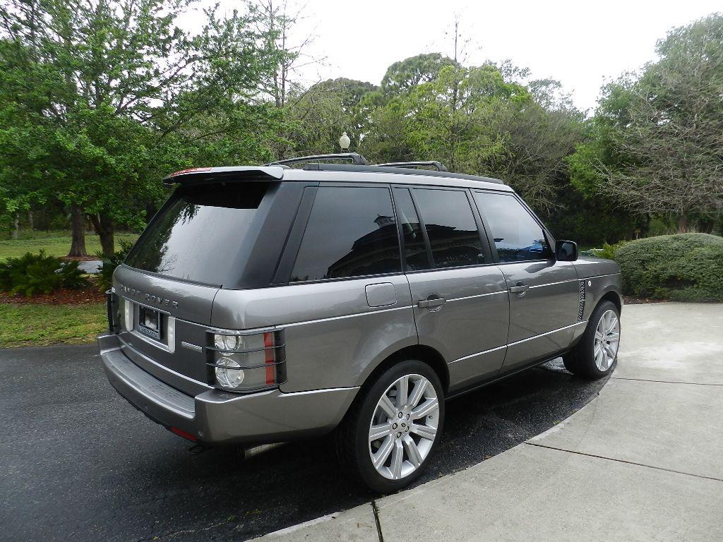 2007 land rover range rover exterior pictures cargurus. Black Bedroom Furniture Sets. Home Design Ideas