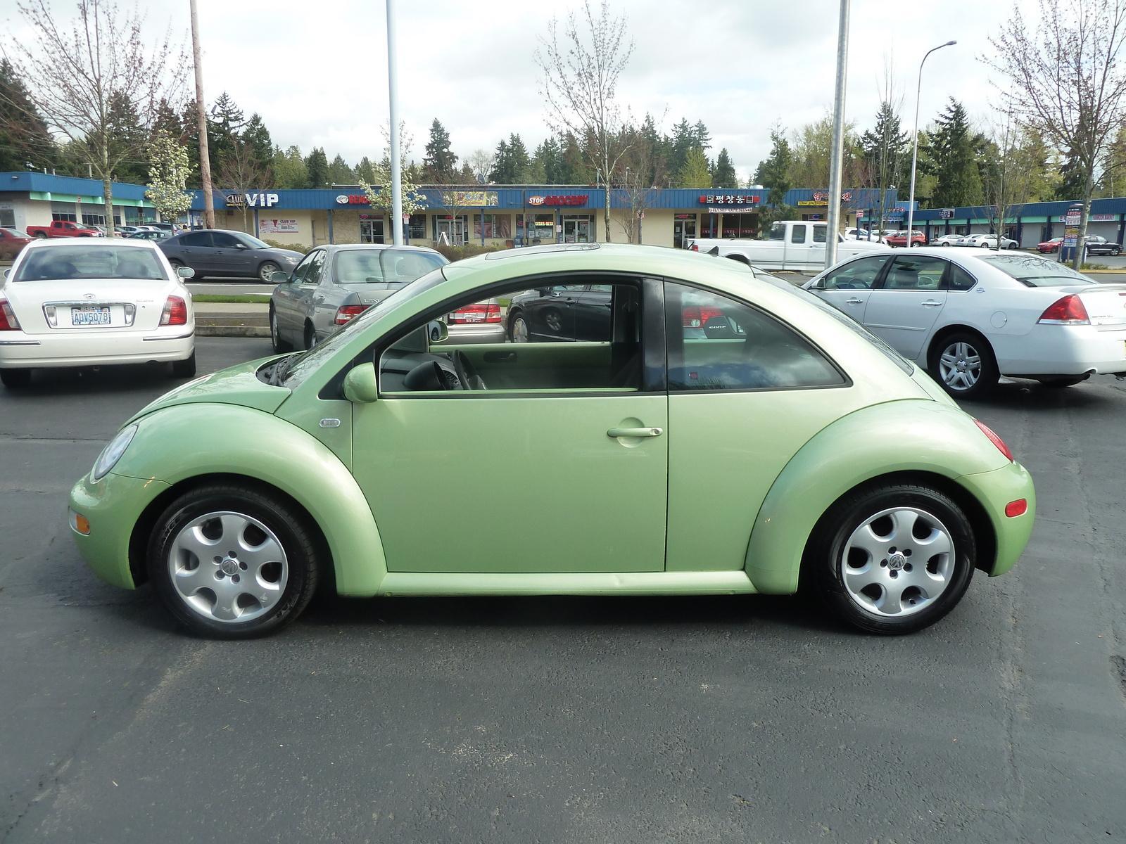 2002 Volkswagen Beetle - Pictures - CarGurus