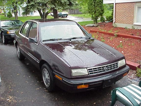 Picture of 1989 Plymouth Sundance