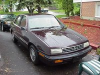 1989 Plymouth Sundance Picture Gallery