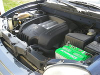 Picture of 2002 Hyundai Santa Fe GLS AWD, engine