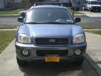 Picture of 2002 Hyundai Santa Fe GLS AWD, exterior