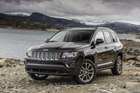 2014 Jeep Compass, Front-quarter view, manufacturer, exterior