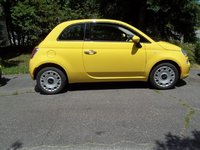 Picture of 2012 FIAT 500 Pop Convertible, exterior, gallery_worthy