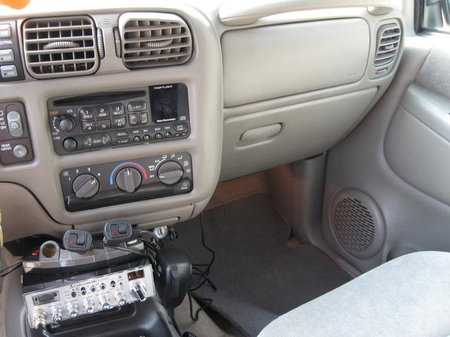 1999 Chevy Blazer Interior Door Panel