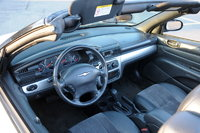 Picture of 2005 Chrysler Sebring Touring Convertible, interior