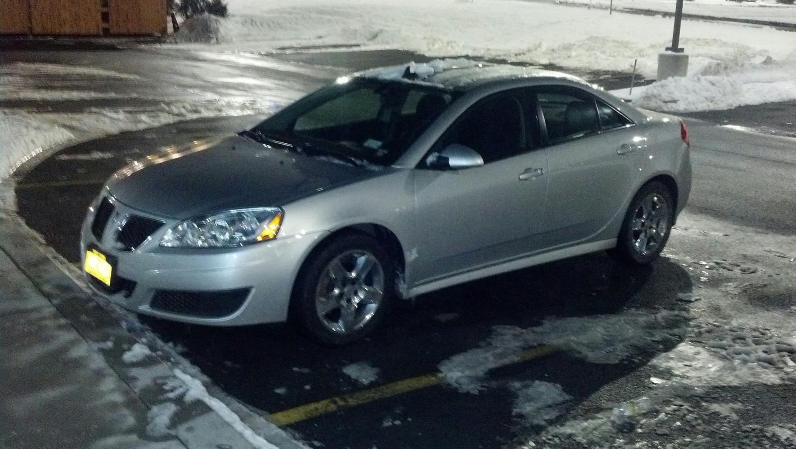 Picture of 2010 Pontiac G6 Base