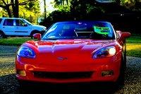 2005 Chevrolet Corvette Convertible, Targa, exterior