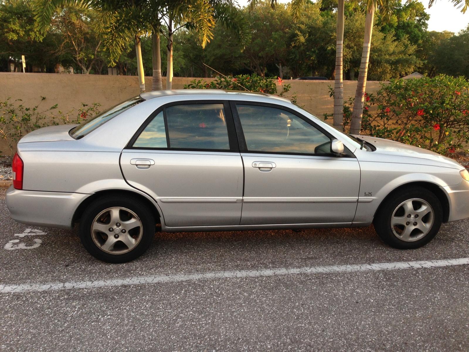 2001 Mazda Protege Pictures Cargurus