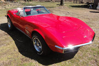 Picture of 1969 Chevrolet Corvette Convertible, exterior