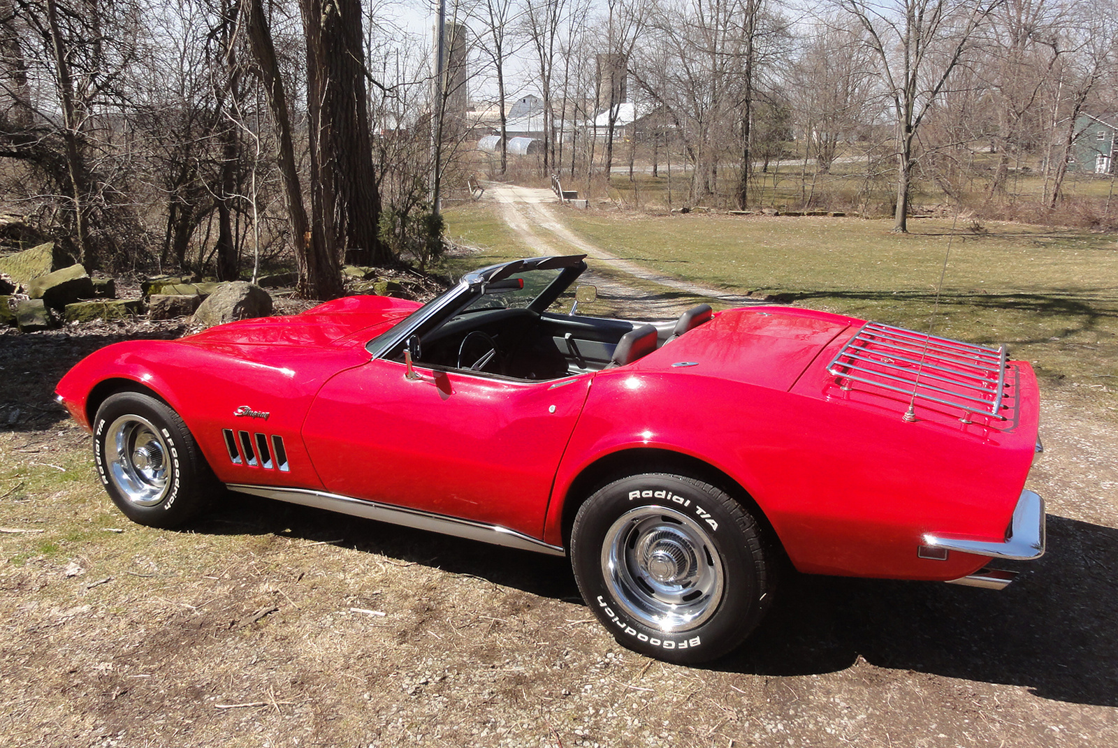 1969 Chevrolet Corvette Convertible picture, exterior