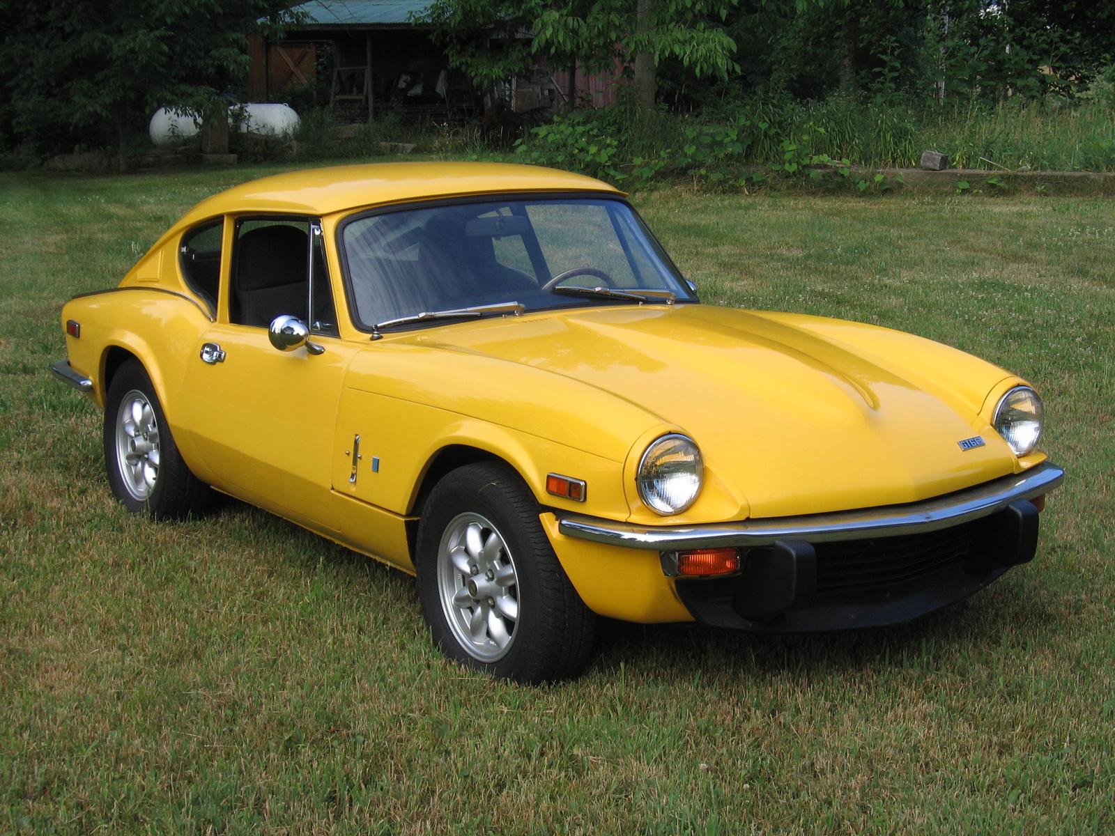1971 Triumph Gt6 Pictures Cargurus