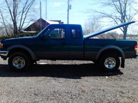 Picture of 1995 Ford Ranger XLT Extended Cab 4WD SB, exterior, gallery_worthy