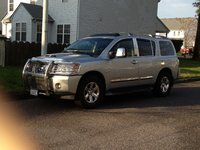 Picture of 2004 Nissan Armada LE 4WD, exterior, gallery_worthy