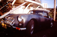 1961 MG MGA Overview
