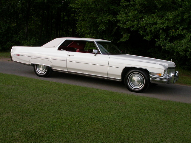 Picture of 1973 Cadillac DeVille