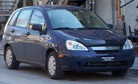 2003 Suzuki Liana Overview