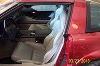 1994 Chevrolet Corvette Coupe, Picture of 1994 Chevrolet Corvette Base, interior