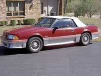 Picture of 1989 Ford Mustang GT Convertible, exterior