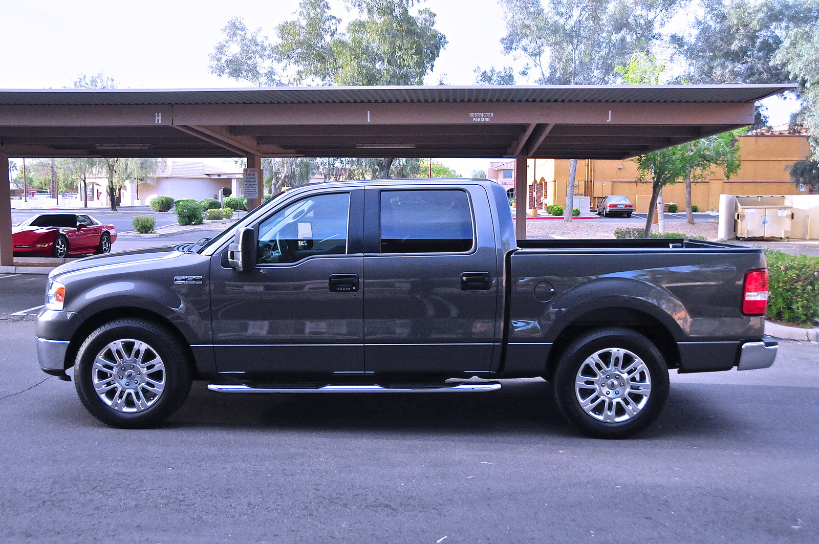 2008 Ford F-150 - Exterior Pictures