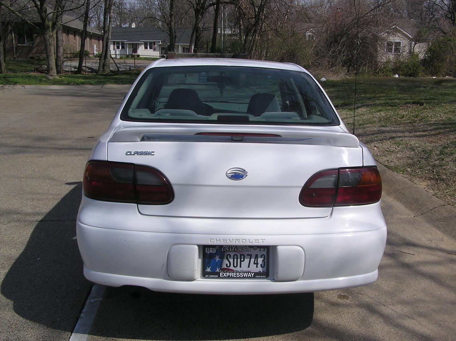 Picture of 2004 Chevrolet Classic 4 Dr STD Sedan, exterior