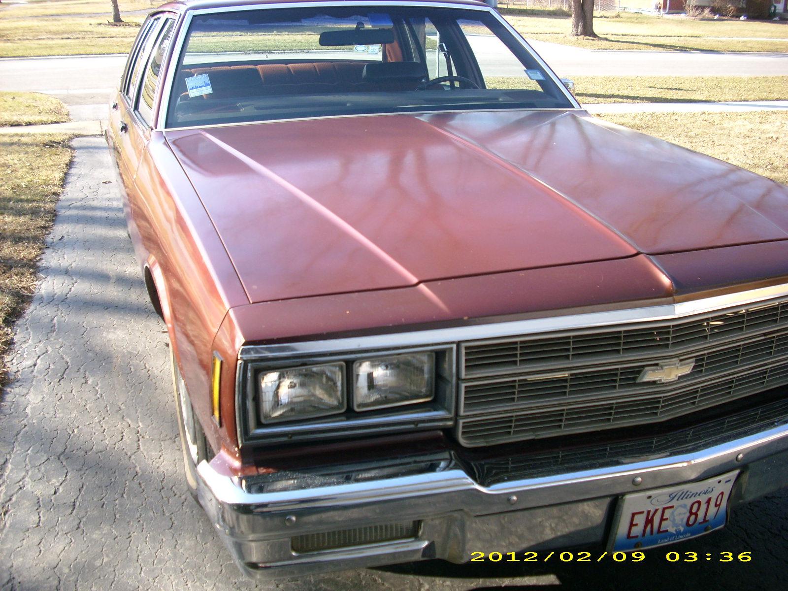1982 Chevrolet Impala