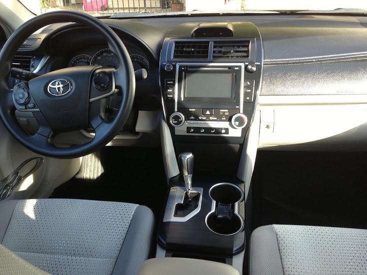 2012 Toyota Camry Interior Pictures Cargurus