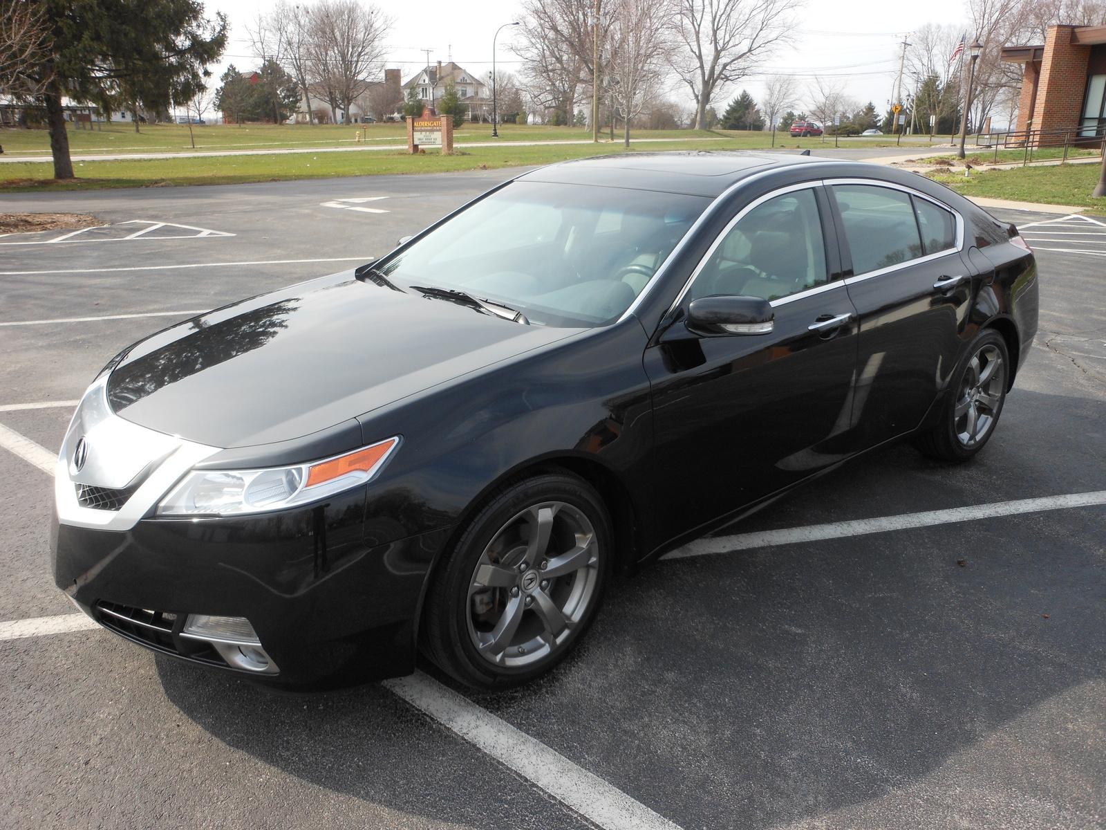 2010 acura tl reviews acura tl price photos and specs. Black Bedroom Furniture Sets. Home Design Ideas