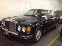 1991 Bentley Mulsanne Overview