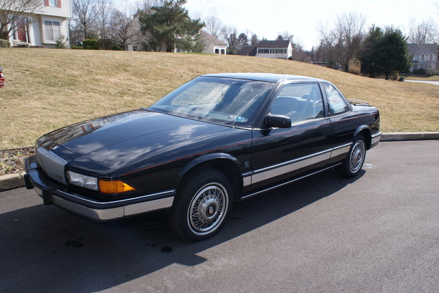 Picture of 1988 Buick Regal Custom Coupe RWD, exterior, gallery_worthy