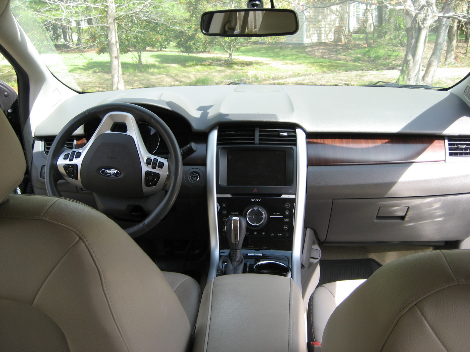 2011 Ford Edge Interior Pictures Cargurus