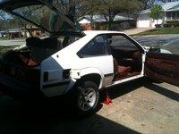 1983 Toyota Supra 2 dr Hatchback P-Type, Acadia_111584's 1983 Toyota Supra 2 dr liftback P-type, exterior