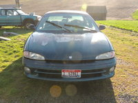 1997 Dodge Intrepid 4 Dr STD Sedan, front view, exterior