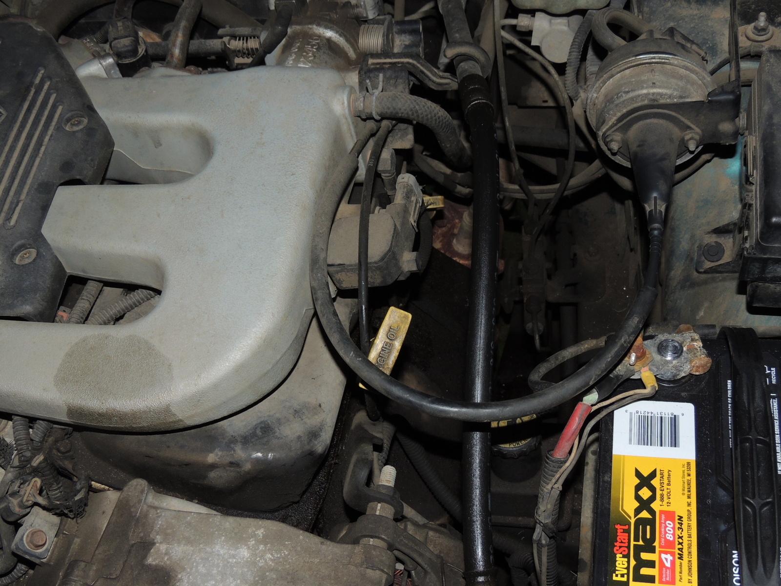 manual transmission leak repair cost
