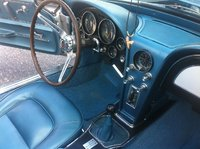 Picture of 1965 Chevrolet Corvette Convertible Roadster, interior, gallery_worthy