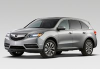 2014 Acura MDX Picture Gallery