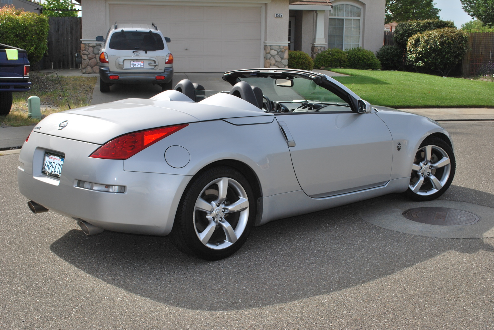 2008 Nissan 350z Pictures Cargurus