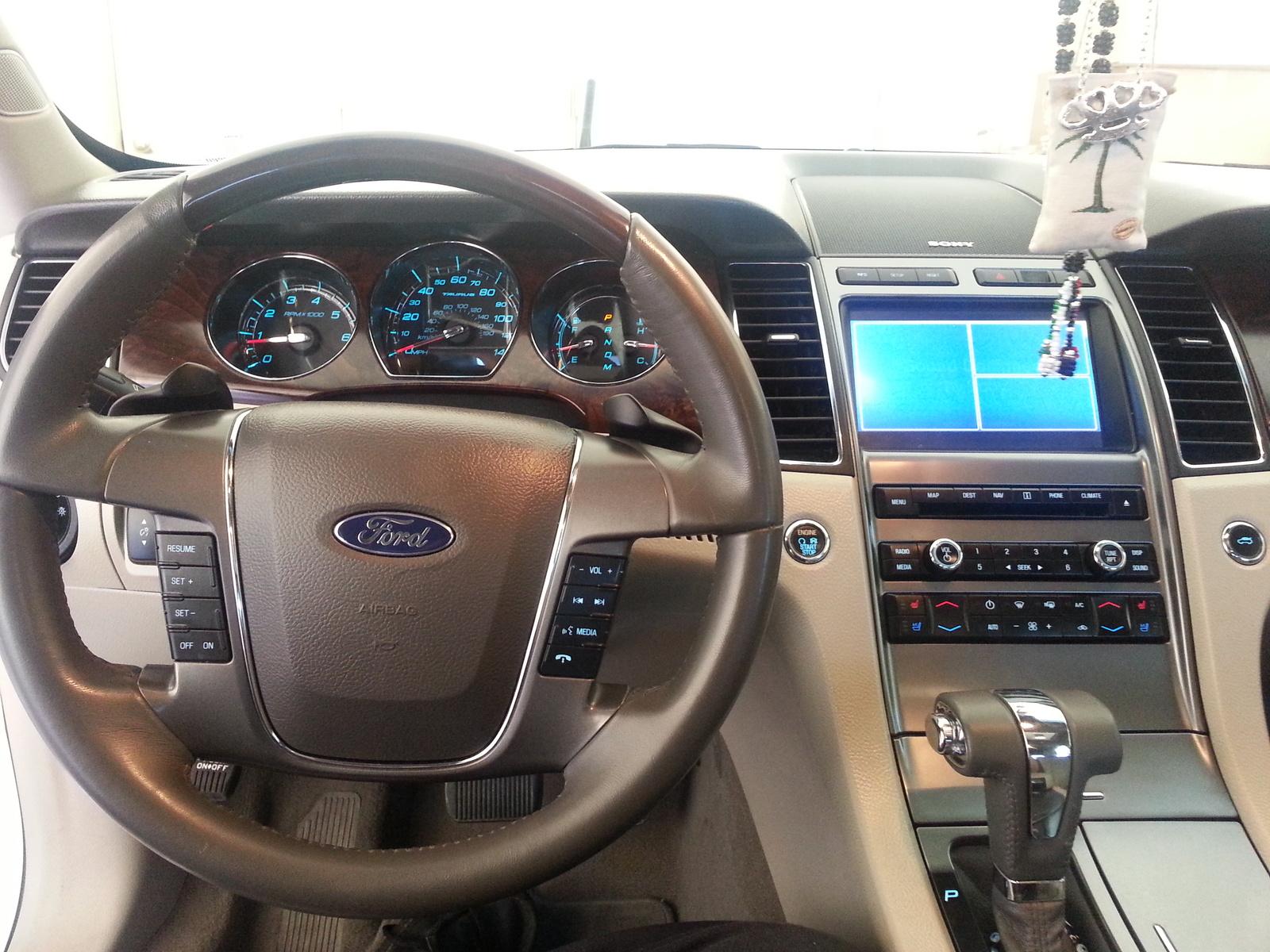 taurus ford interior limited cargurus