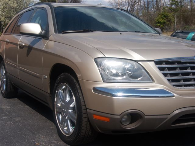 picture of 2006 chrysler pacifica limited awd exterior. Cars Review. Best American Auto & Cars Review