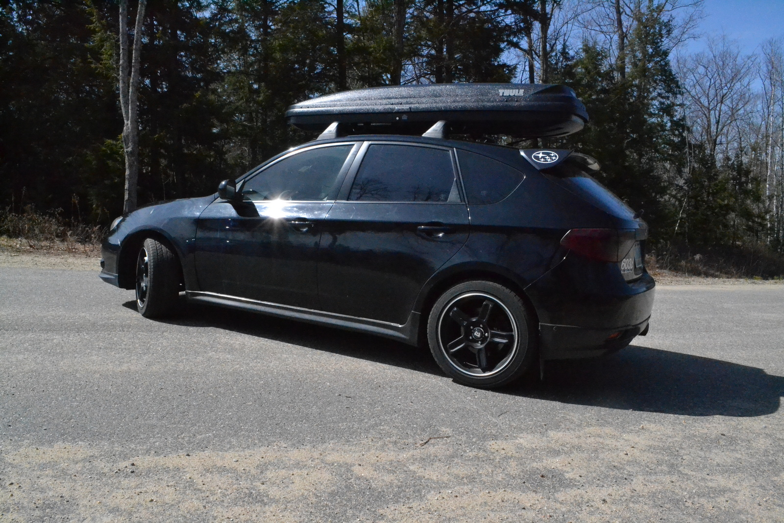2008 subaru impreza exterior pictures cargurus. Black Bedroom Furniture Sets. Home Design Ideas