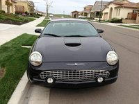 Picture of 2004 Ford Thunderbird Base Convertible, exterior, gallery_worthy
