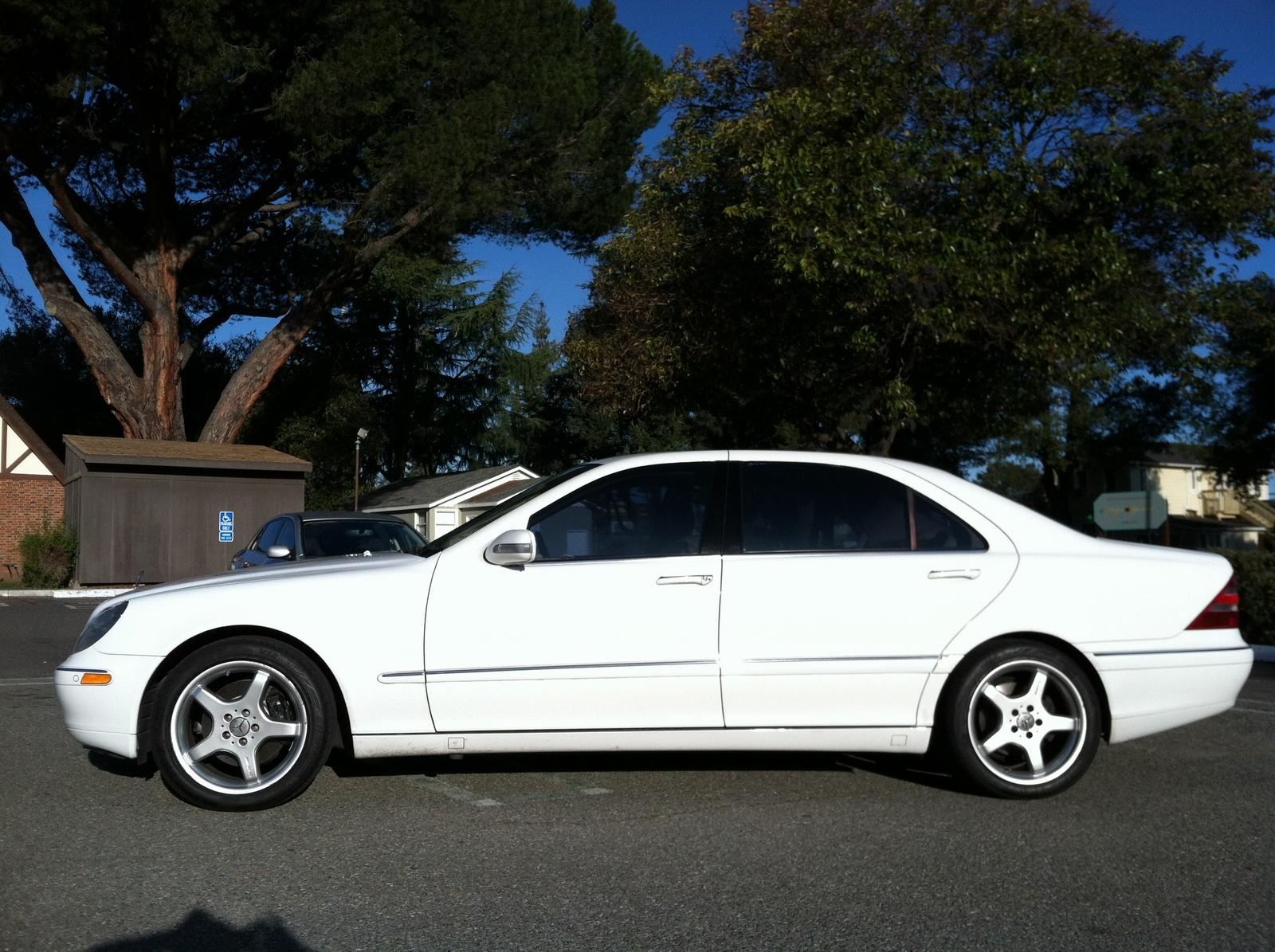 2001 Mercedes Benz S Class Pictures Cargurus