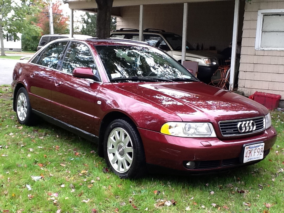 Audi A4 Questions - my audi A4 quattro is shaking while on