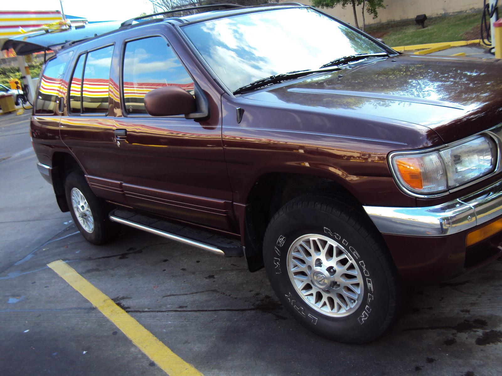 1997 Nissan Pathfinder Pictures Cargurus