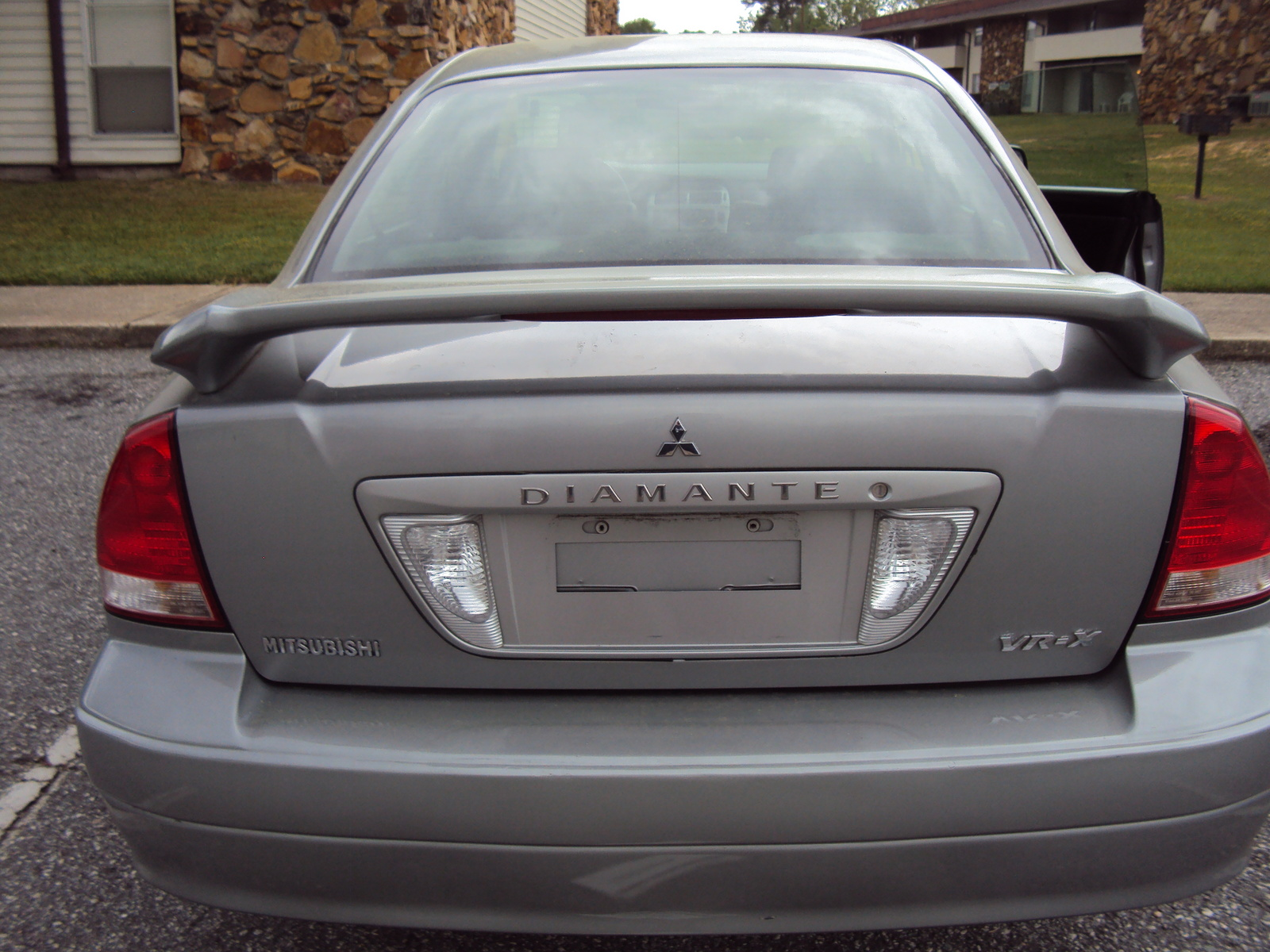 Picture of 2002 Mitsubishi Diamante 4 Dr VR-X Sedan