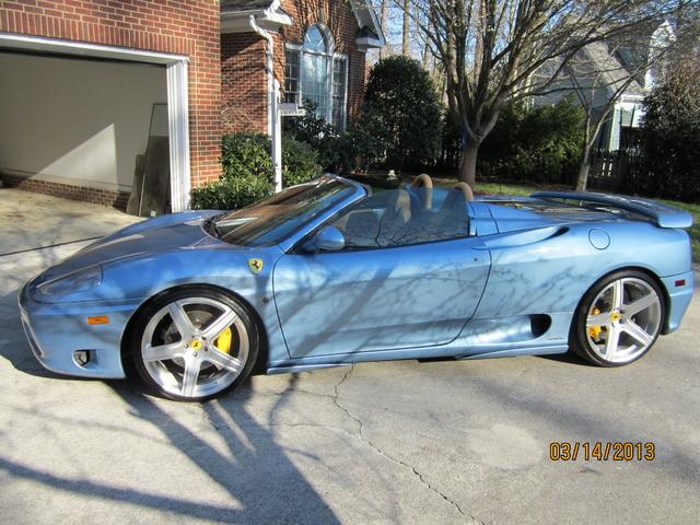 Picture of 2004 Ferrari 360 Spider RWD