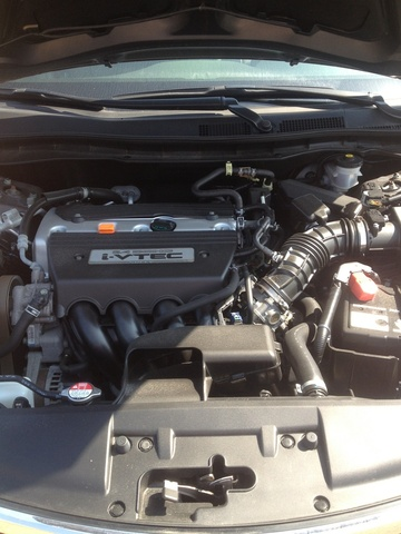 Picture of 2009 Honda Accord LX, engine